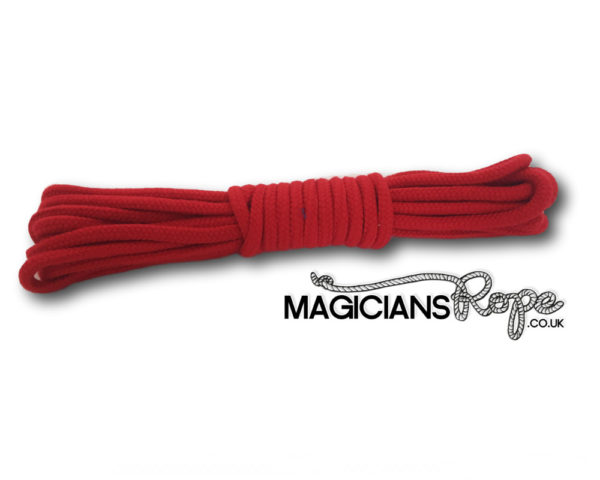 Castle cord magicians rope red