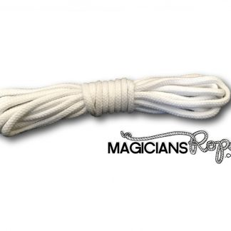 Castle cord magicians rope white