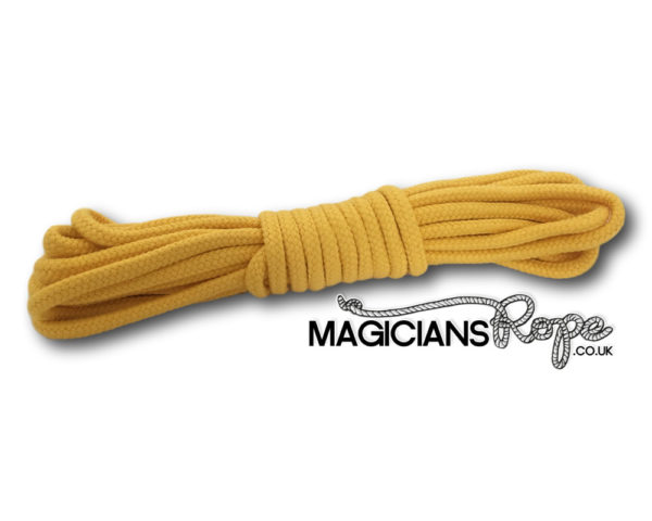 Castle cord magicians rope yellow