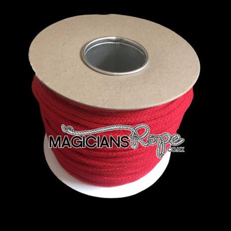 Magician Rope 100m Reel Red