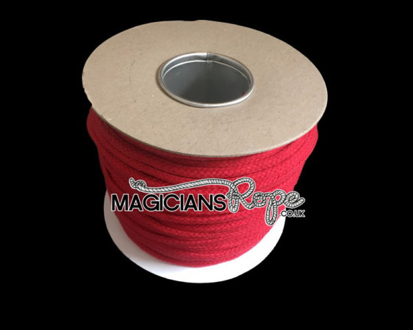 Magician Rope 100m Reel Red