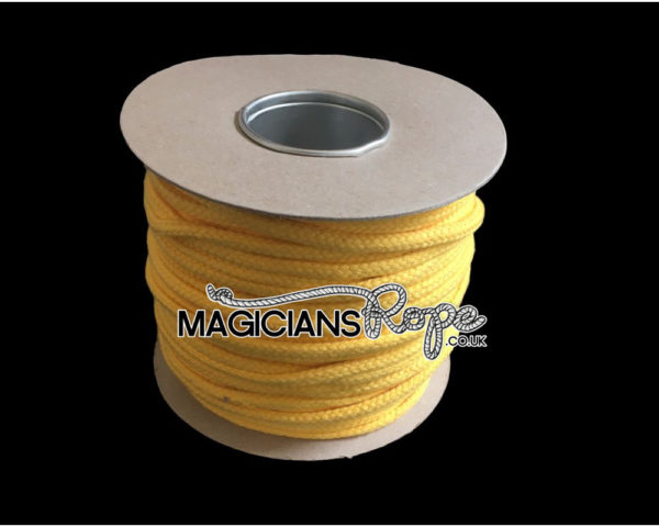 Magician Rope 100m Reel Yellow