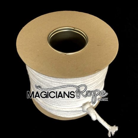 Magician Rope 100m Reel White Thin