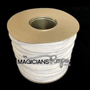 Magician Rope 100m Reel White Thick